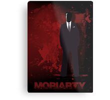 Moriarty Metal Print