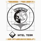 Metal Gear Solid MSF Intel Team Shirt by Tgarncarz