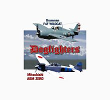 Dogfighters: F4F vs A6M Unisex T-Shirt
