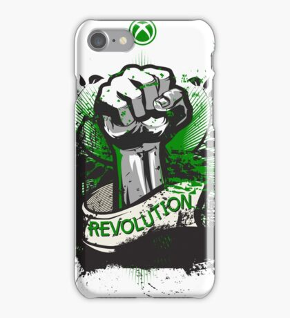 Revolution -Xbox iPhone Case/Skin