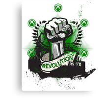 Revolution -Xbox Canvas Print
