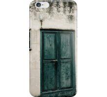 Street Door iPhone Case/Skin