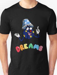"""DHMIS 6 lamp """"dreams"""" Unisex T-Shirt"""