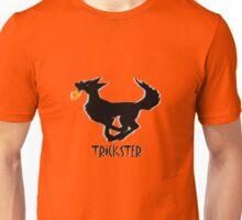Trickster Coyote Steals Fire Unisex T-Shirt