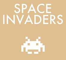 Space Invaders by WCGross