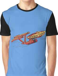 Vintage Enterprise Artwork (c. 1975) Graphic T-Shirt