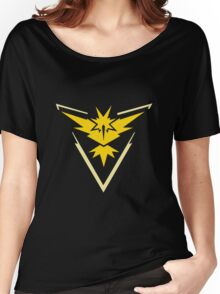 Pokemon GO - Team Instict Women's Relaxed Fit T-Shirt