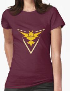 Pokemon GO - Team Instict Womens Fitted T-Shirt