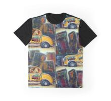 Taxi  Graphic T-Shirt