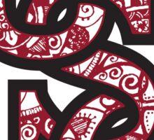 University of South Carolina doodle 2 Sticker