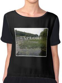 Explore Chiffon Top