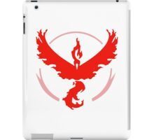 Team Valor - Pokemon Go iPad Case/Skin
