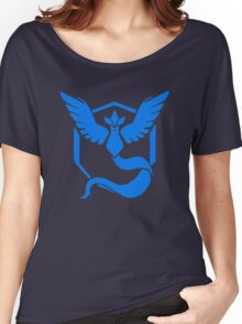 Team Mystic - Pokemon Go Women's Relaxed Fit T-Shirt