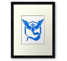 Team Mystic - Pokemon Go Framed Print