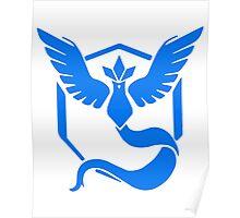 Team Mystic - Pokemon Go Poster