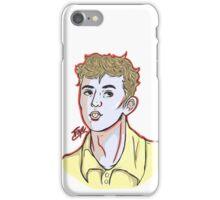 Troye Sivan multicolor iPhone Case/Skin