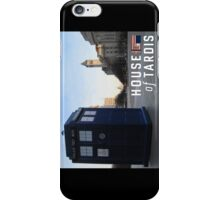 House of TARDIS iPhone Case/Skin