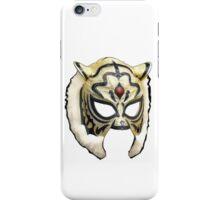 Tiger Mask Vector iPhone Case/Skin