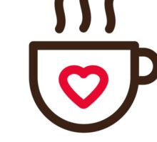 Montana Coffee Love Sticker