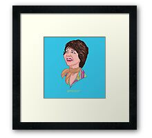 Shirley Framed Print