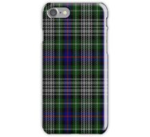 02167 Valley Forge Pipe Band Tartan iPhone Case/Skin