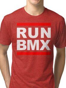 Run BMX Tri-blend T-Shirt