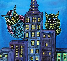 Night Owls by Laura Barbosa