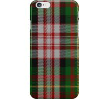 02165 Valley of the Green #2 Fashion Tartan  iPhone Case/Skin