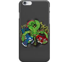 Rayquaza, Kyogre, & Groudon - Hoenn Remake Ahoy! iPhone Case/Skin