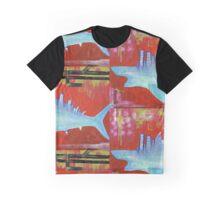 Megalodon Metropolis Graphic T-Shirt