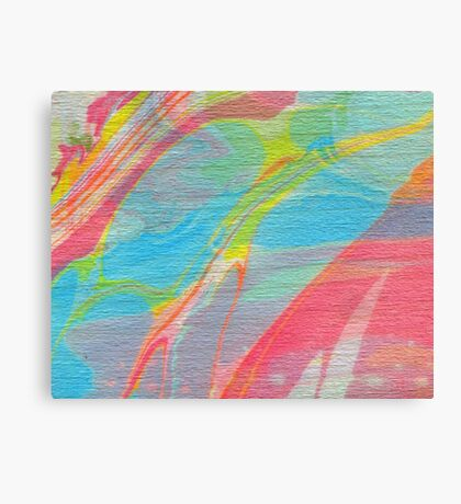 Abstract Painting ; Trance Canvas Print