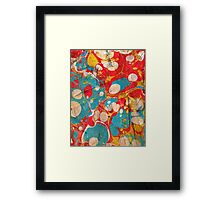 Abstract Painting ; Aurora Framed Print