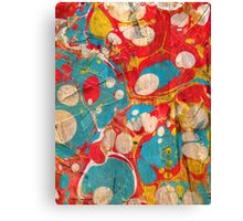 Abstract Painting ; Aurora Canvas Print
