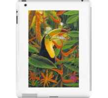 Toucan Colours iPad Case/Skin