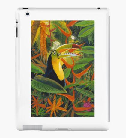 Toucan Colours iPad Case/Skin