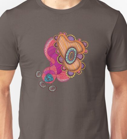 Jellyfish, Night Unisex T-Shirt