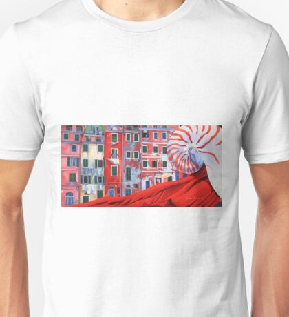 Walk with me Unisex T-Shirt