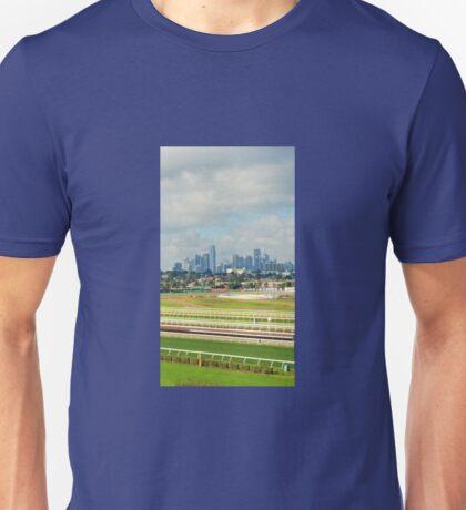DISTANT MELBOURNE CITY Unisex T-Shirt