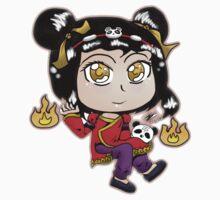 Panda Annie! One Piece - Long Sleeve