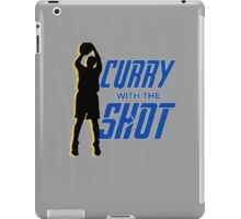 jump shoot  iPad Case/Skin