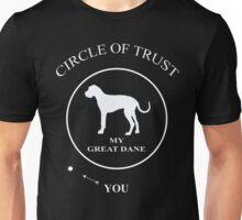 Funny Great Dane Dog Unisex T-Shirt
