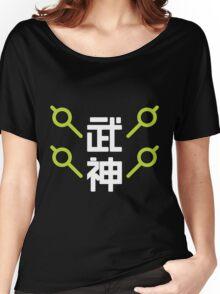 Overwatch - Genji - God of War Women's Relaxed Fit T-Shirt