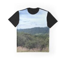 Mountains of Costa Rica Graphic T-Shirt