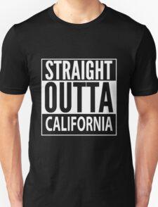 California - Straight Outta California Unisex T-Shirt