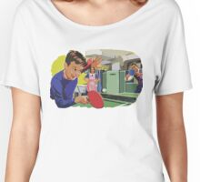 Ping Pong Championship Women's Relaxed Fit T-Shirt