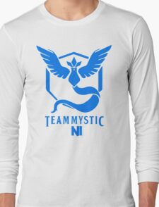 Pokemon Go Team Mystic NI Long Sleeve T-Shirt