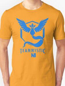 Pokemon Go Team Mystic NI Unisex T-Shirt