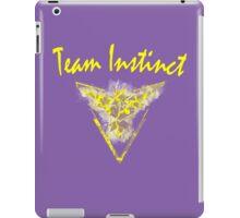Go! Team Instinct (Text)! iPad Case/Skin