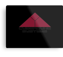 Cyberdyne Systems: Programming Divison  Metal Print