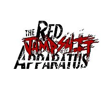 The Red Jumpsuit Apparatus Logo Photographic Print
